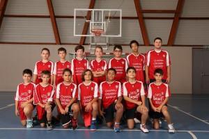 Benjamins 2 Saison 2015 / 2016