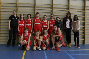 Benjamines - Athis Mons - 23/01/2016