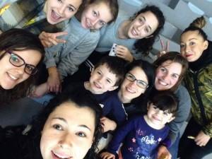 Selfie Seniors Filles