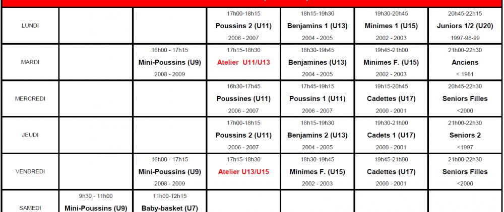 Saison 2016 2017 Jean Moulin